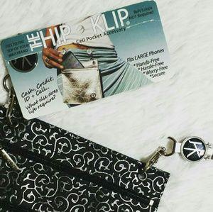 The Hip KLIP Waistband Bag
